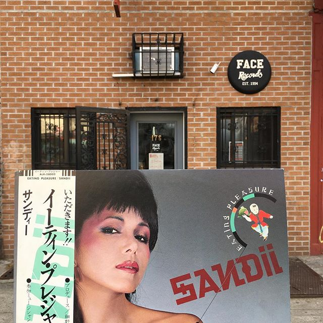 FACE RECORDS NYC